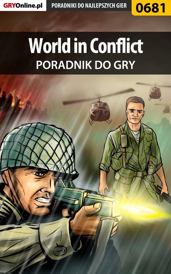 World in Conflict - poradnik do gry - Ebook (Książka PDF) do pobrania w formacie PDF