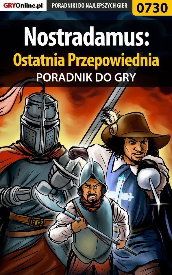 Nostradamus: Ostatnia Przepowiednia - poradnik do gry - Ebook (Książka PDF) do pobrania w formacie PDF