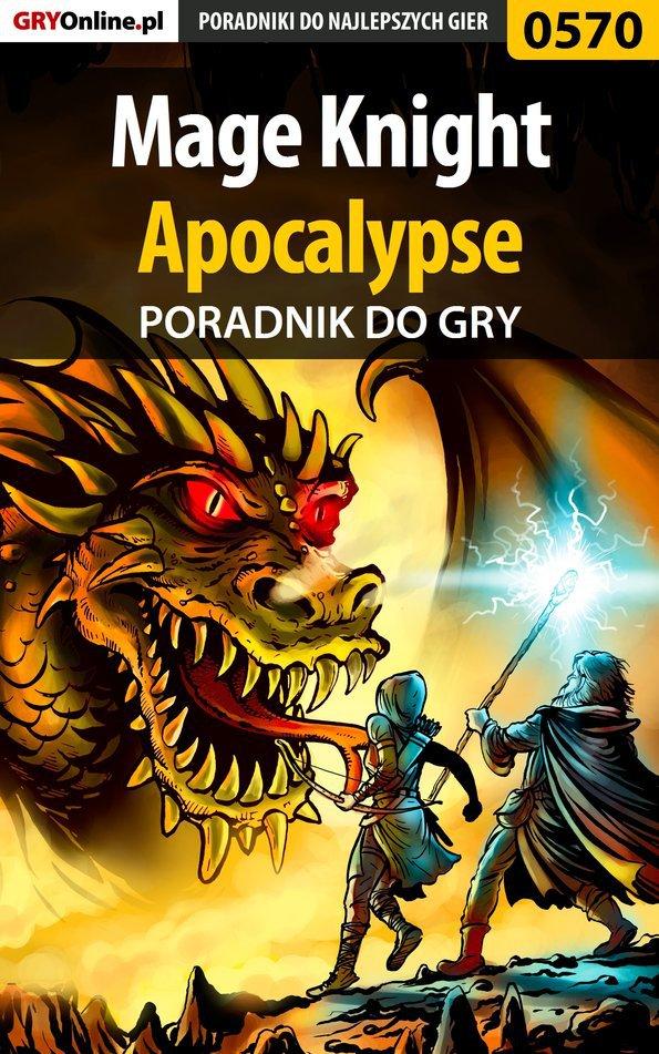 Mage Knight Apocalypse - poradnik do gry - Ebook (Książka PDF) do pobrania w formacie PDF