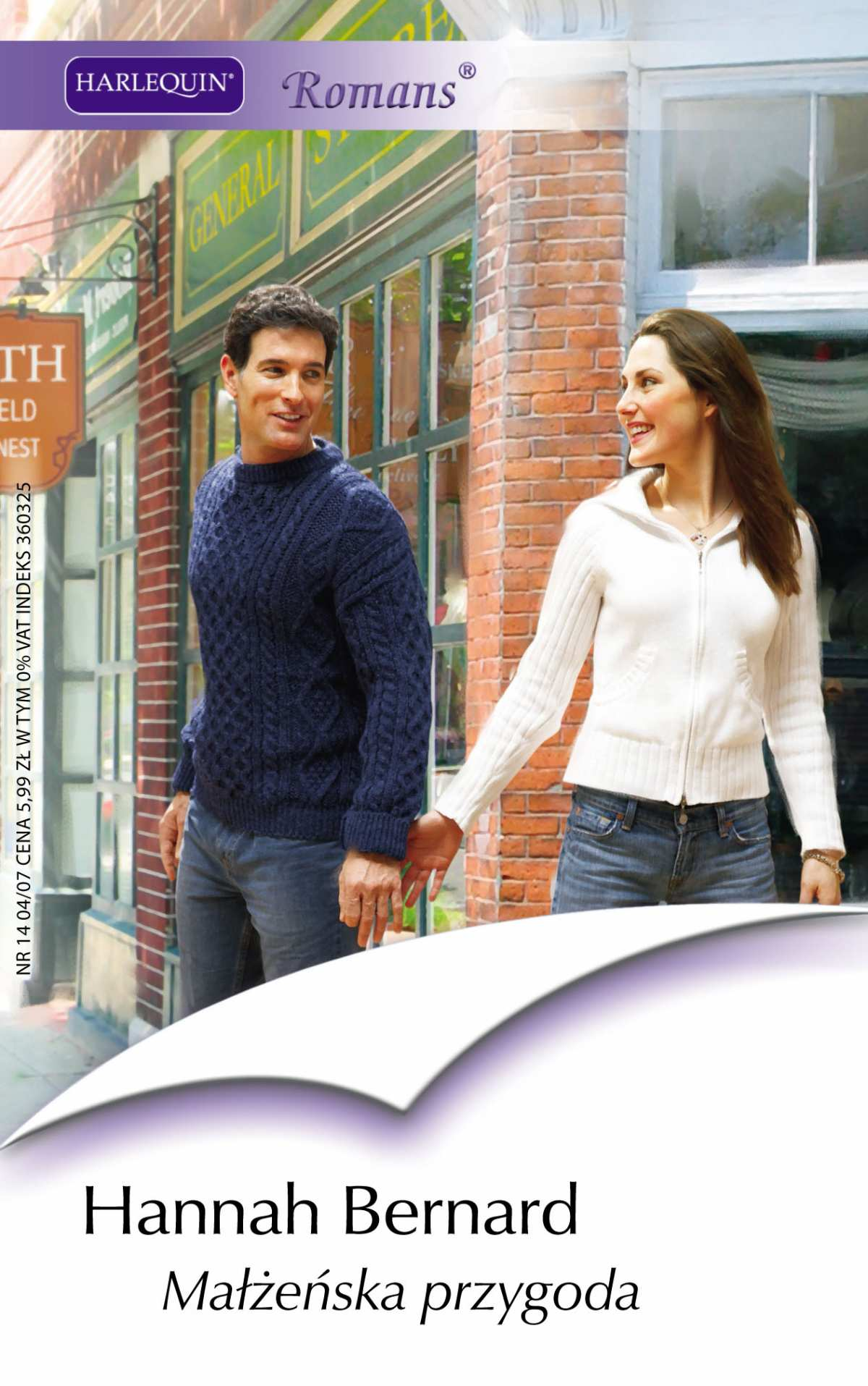 Małżeńska przygoda - Ebook (Książka PDF) do pobrania w formacie PDF