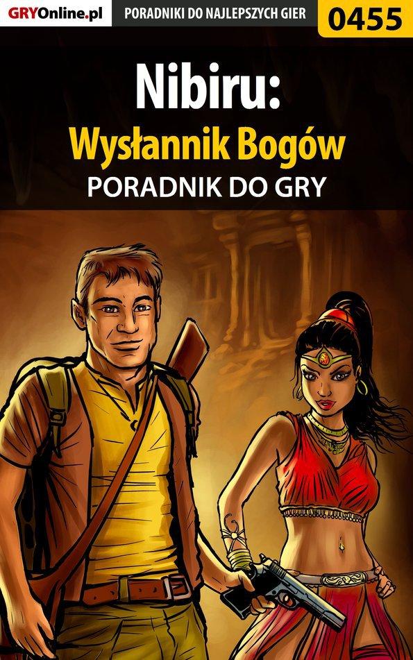 Nibiru: Wysłannik Bogów - poradnik do gry - Ebook (Książka PDF) do pobrania w formacie PDF