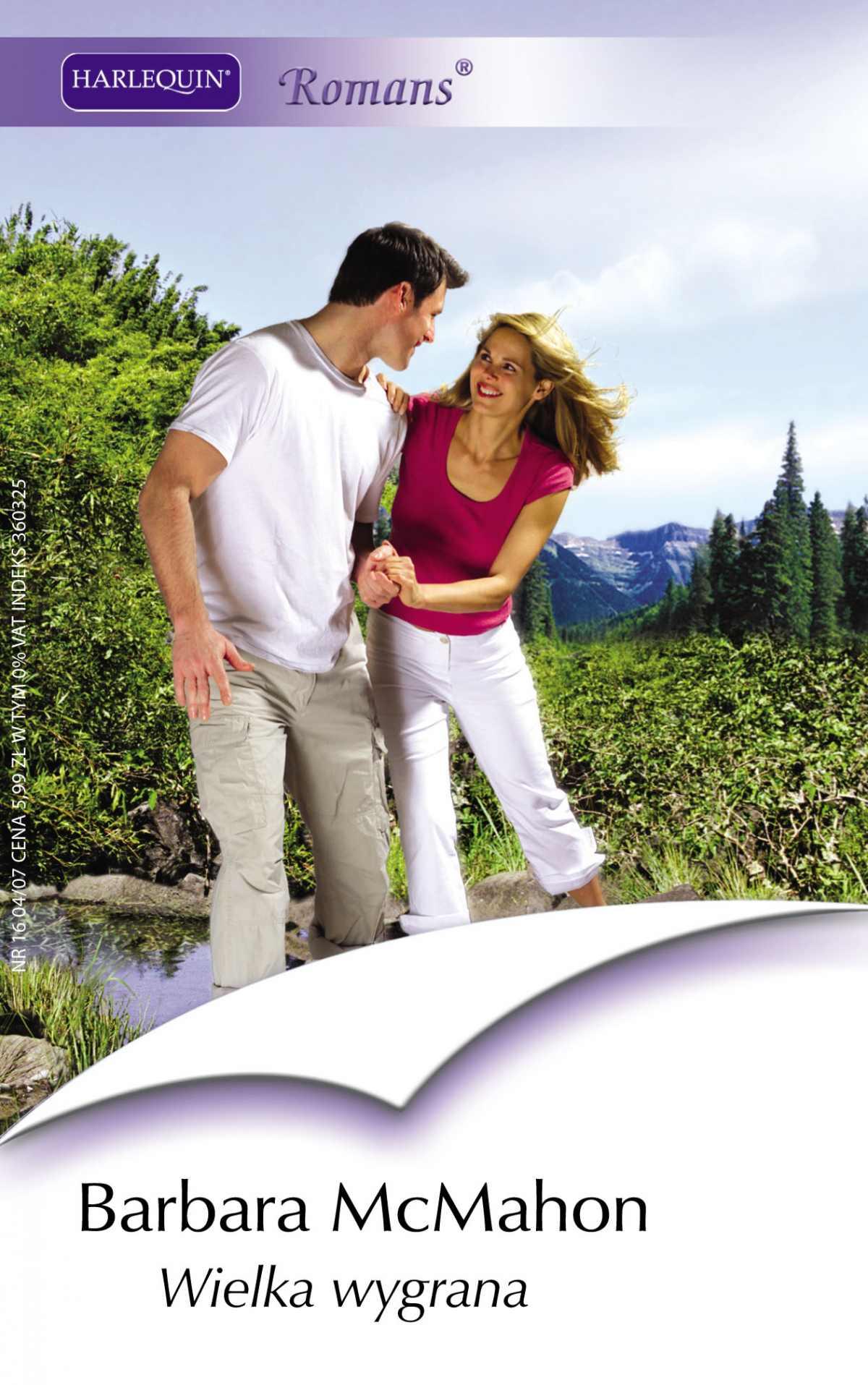 Wielka wygrana - Ebook (Książka PDF) do pobrania w formacie PDF
