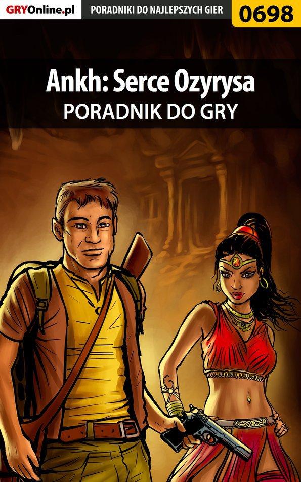 Ankh: Serce Ozyrysa - poradnik do gry - Ebook (Książka PDF) do pobrania w formacie PDF