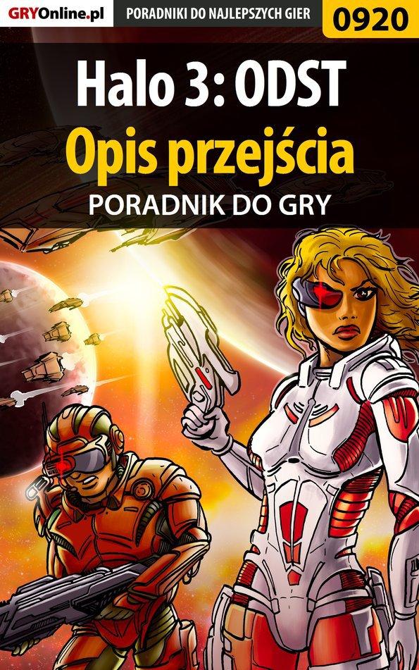 Halo 3: ODST - opis przejścia - poradnik do gry - Ebook (Książka PDF) do pobrania w formacie PDF