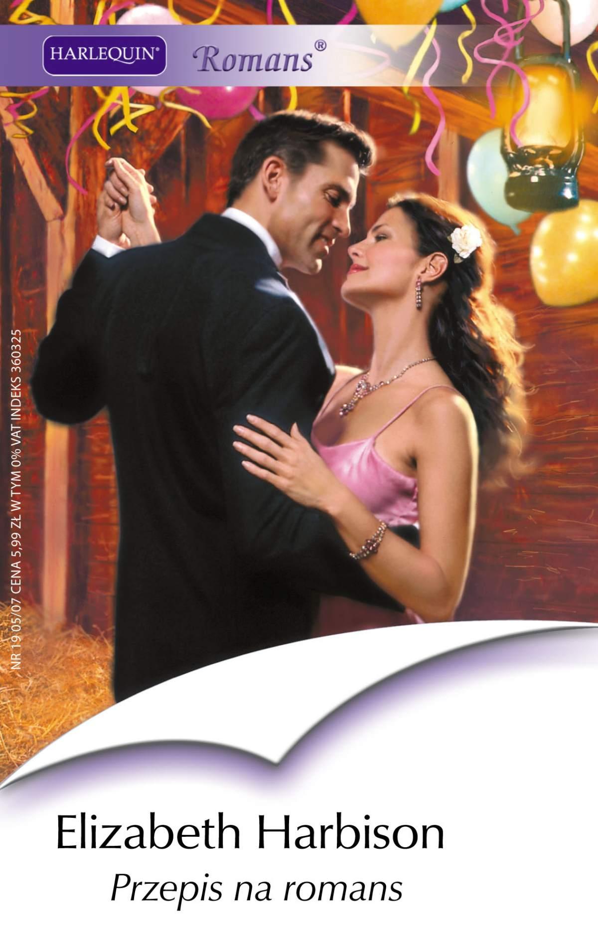 Przepis na romans - Ebook (Książka PDF) do pobrania w formacie PDF