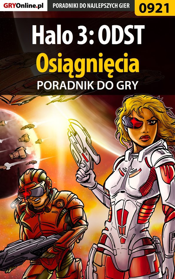 Halo 3: ODST - osiągnięcia - poradnik do gry - Ebook (Książka PDF) do pobrania w formacie PDF