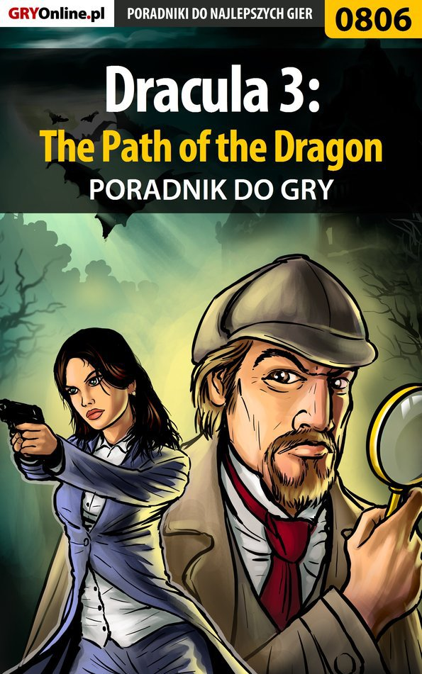 Dracula 3: The Path of the Dragon - poradnik do gry - Ebook (Książka PDF) do pobrania w formacie PDF