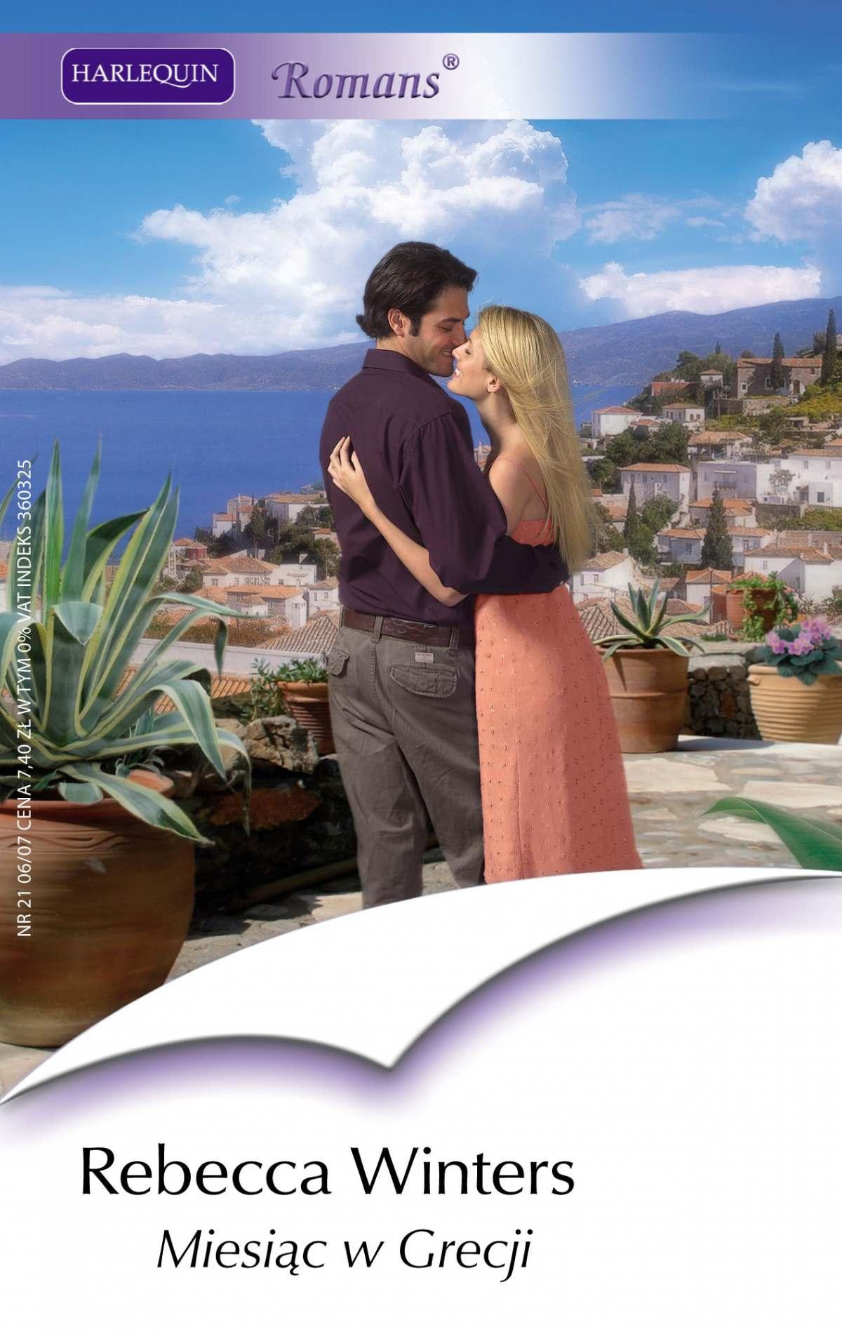 Miesiąc w Grecji - Ebook (Książka PDF) do pobrania w formacie PDF