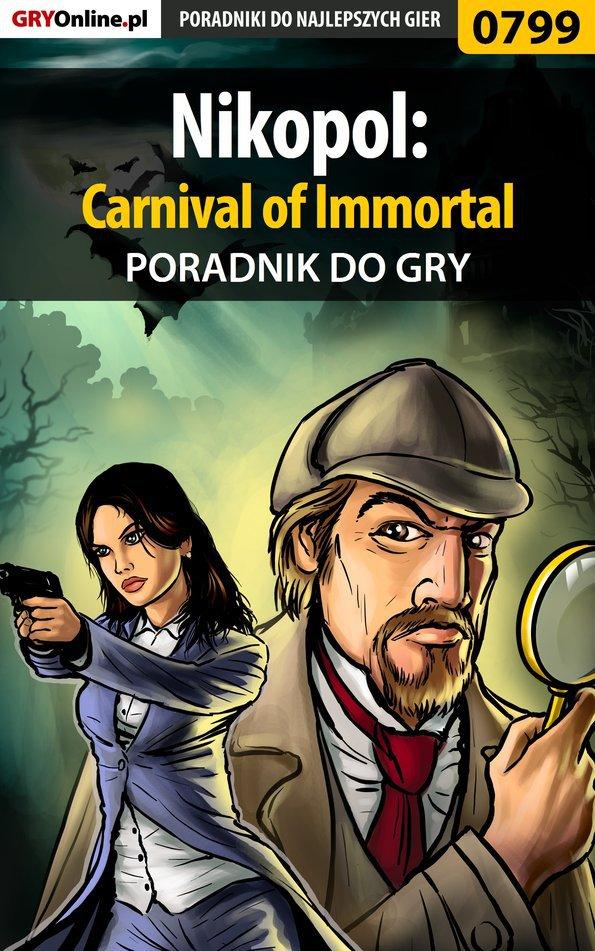 Nikopol: Carnival of Immortal - poradnik do gry - Ebook (Książka PDF) do pobrania w formacie PDF