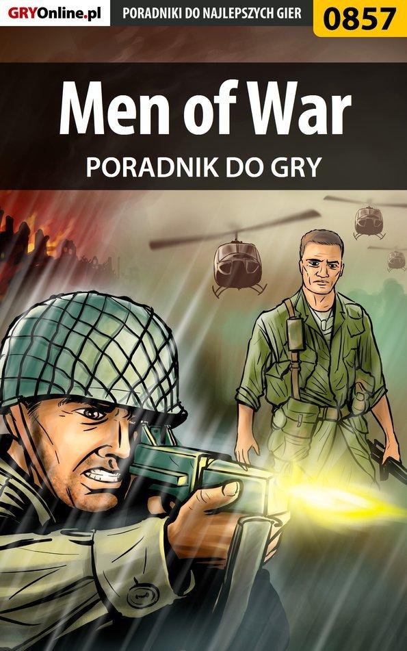 Men of War - poradnik do gry - Ebook (Książka PDF) do pobrania w formacie PDF