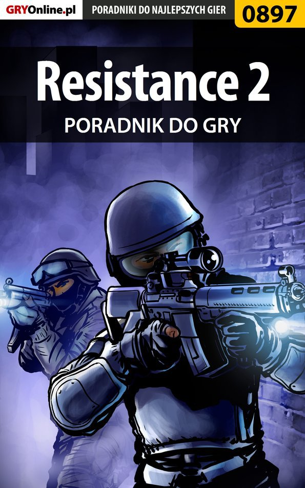 Resistance 2 - poradnik do gry - Ebook (Książka PDF) do pobrania w formacie PDF