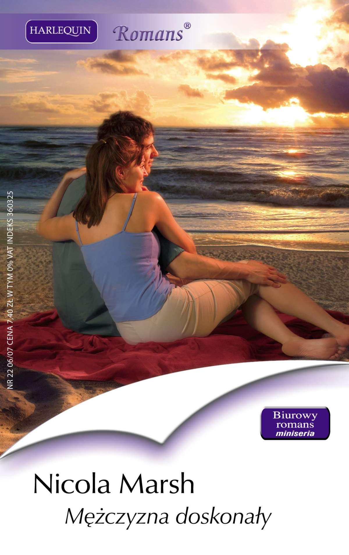 Mężczyzna doskonały - Ebook (Książka PDF) do pobrania w formacie PDF