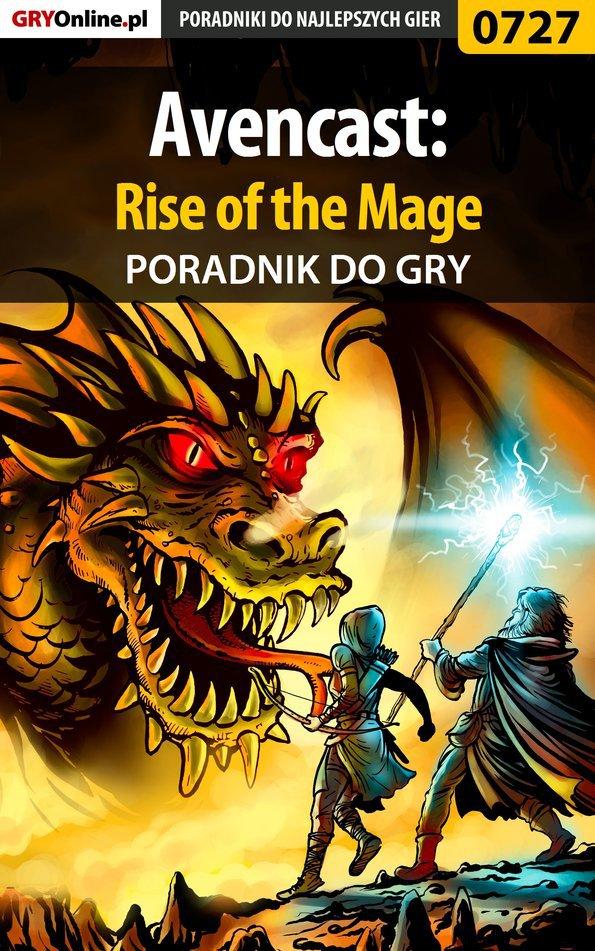 Avencast: Rise of the Mage - poradnik do gry - Ebook (Książka PDF) do pobrania w formacie PDF