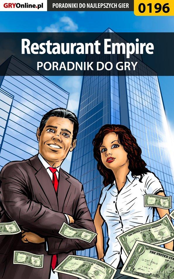Restaurant Empire - poradnik do gry - Ebook (Książka PDF) do pobrania w formacie PDF