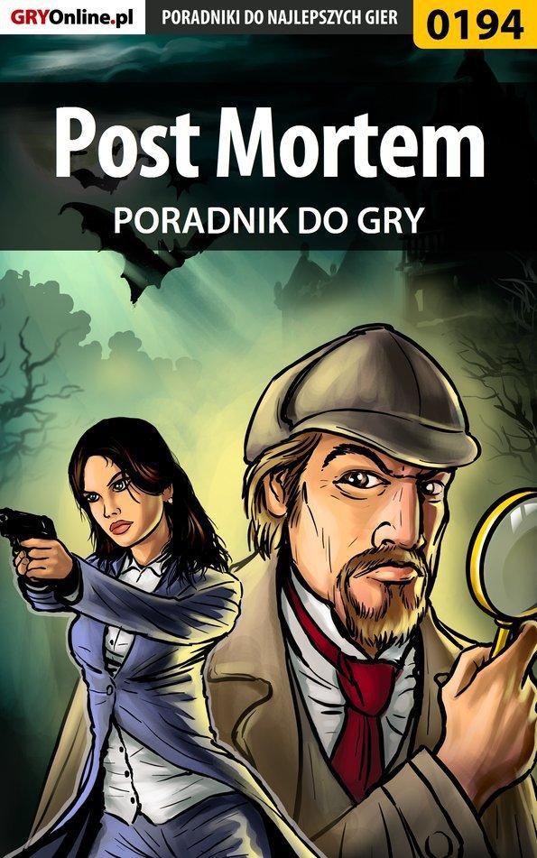 Post Mortem - poradnik do gry - Ebook (Książka PDF) do pobrania w formacie PDF