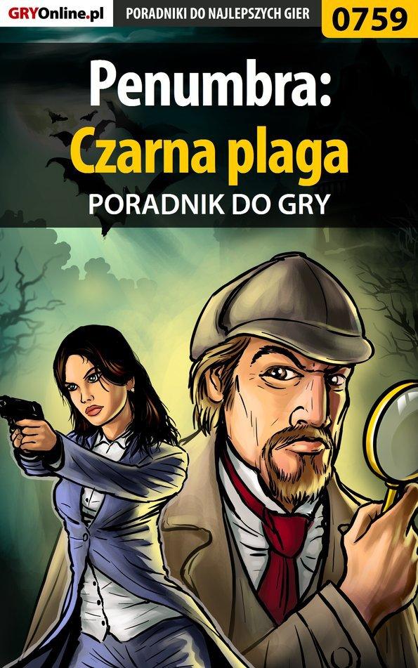 Penumbra: Czarna plaga - poradnik do gry - Ebook (Książka PDF) do pobrania w formacie PDF