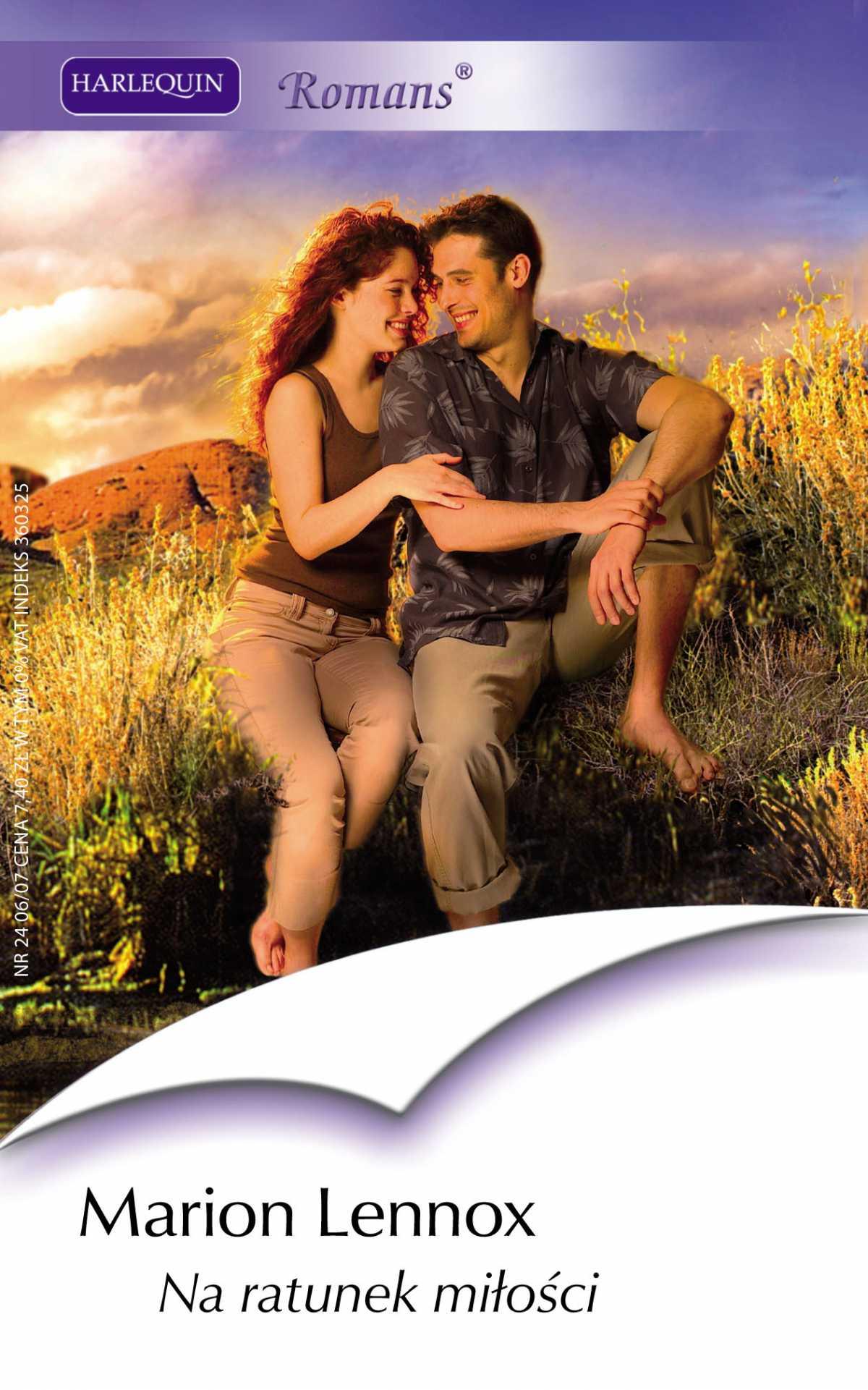 Na ratunek miłości - Ebook (Książka PDF) do pobrania w formacie PDF