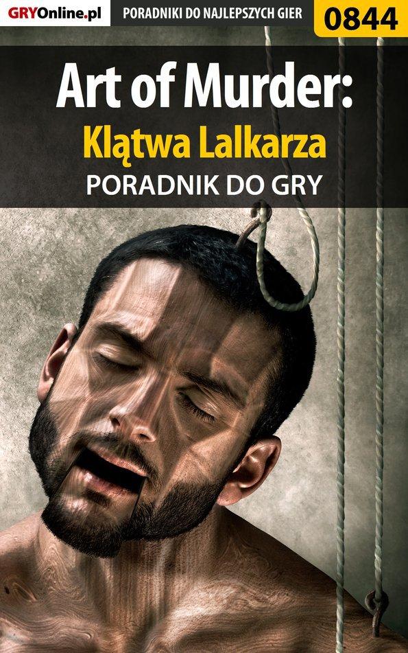 Art of Murder: Klątwa Lalkarza - poradnik do gry - Ebook (Książka PDF) do pobrania w formacie PDF