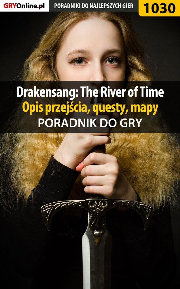 Drakensang: The River of Time - poradnik, opis przejścia, questy, mapy - Ebook (Książka PDF) do pobrania w formacie PDF