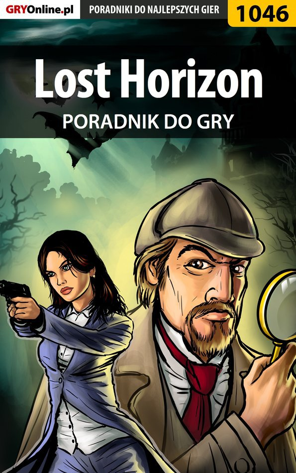 Lost Horizon - poradnik do gry - Ebook (Książka PDF) do pobrania w formacie PDF