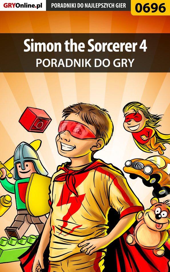 Simon the Sorcerer 4 - poradnik do gry - Ebook (Książka PDF) do pobrania w formacie PDF