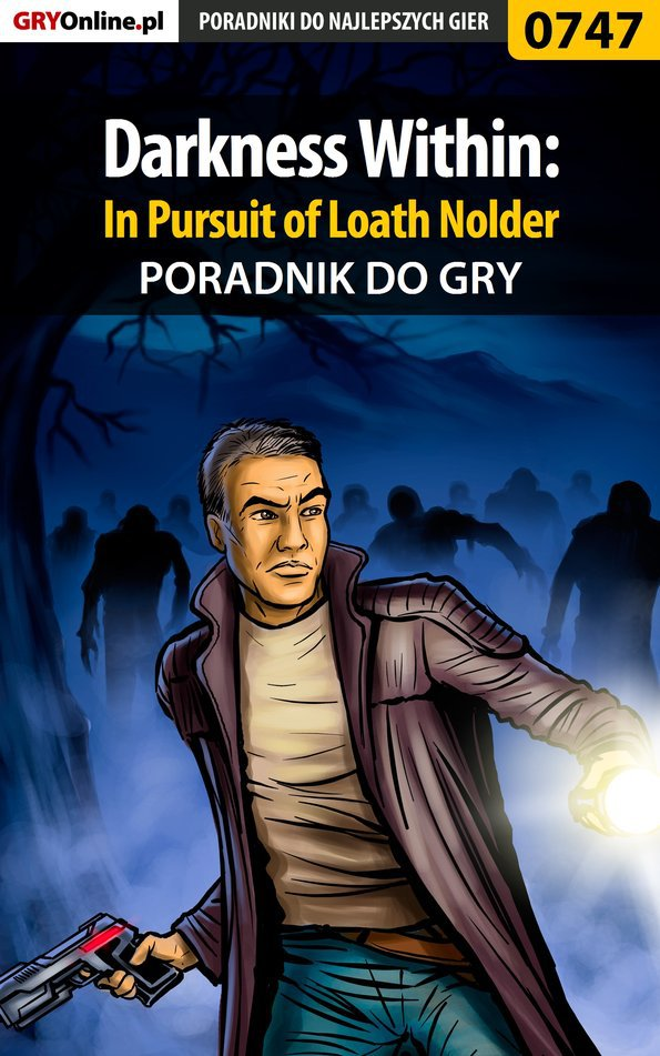 Darkness Within: In Pursuit of Loath Nolder - poradnik do gry - Ebook (Książka PDF) do pobrania w formacie PDF