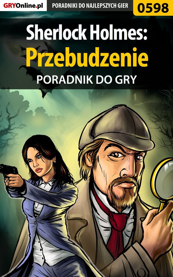 Sherlock Holmes: Przebudzenie - poradnik do gry - Ebook (Książka PDF) do pobrania w formacie PDF