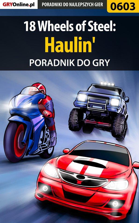18 Wheels of Steel: Haulin' - poradnik do gry - Ebook (Książka PDF) do pobrania w formacie PDF