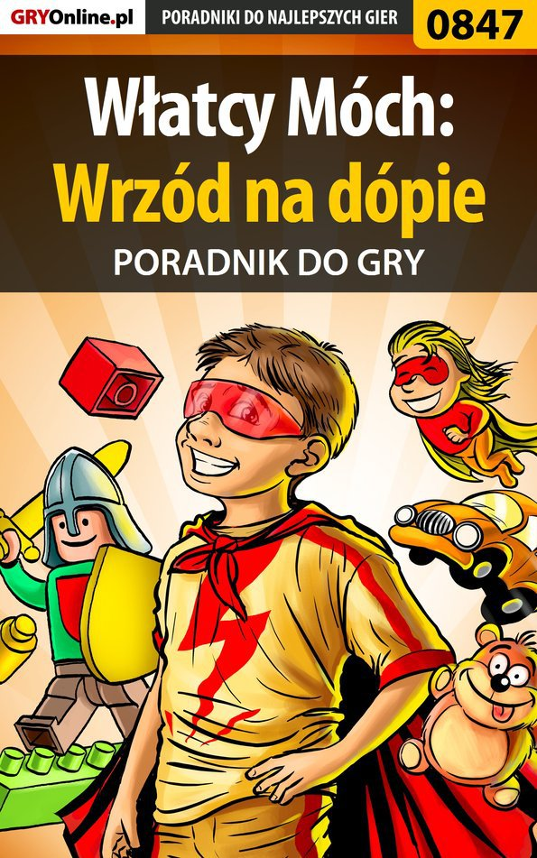Włatcy Móch: Wrzód na dópie - poradnik do gry - Ebook (Książka PDF) do pobrania w formacie PDF