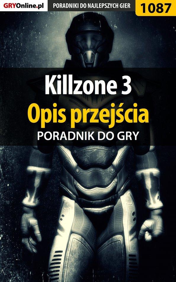 Killzone 3 - opis przejścia - poradnik do gry - Ebook (Książka PDF) do pobrania w formacie PDF