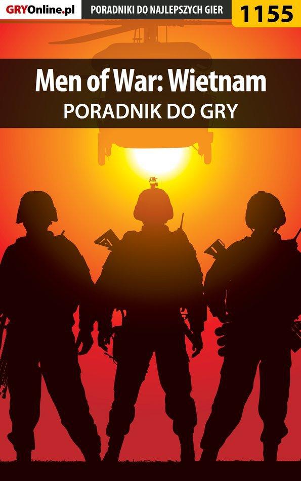 Men of War: Wietnam - poradnik do gry - Ebook (Książka PDF) do pobrania w formacie PDF