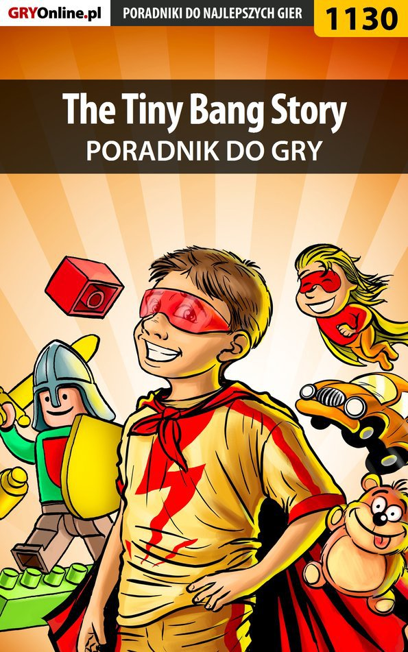 The Tiny Bang Story - poradnik do gry - Ebook (Książka PDF) do pobrania w formacie PDF