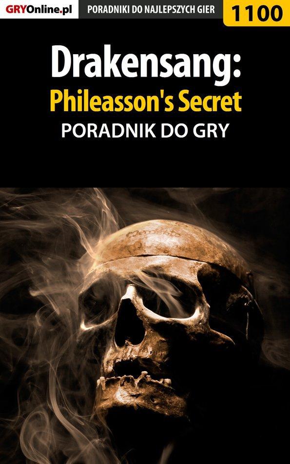 Drakensang: Phileasson's Secret - poradnik do gry - Ebook (Książka PDF) do pobrania w formacie PDF