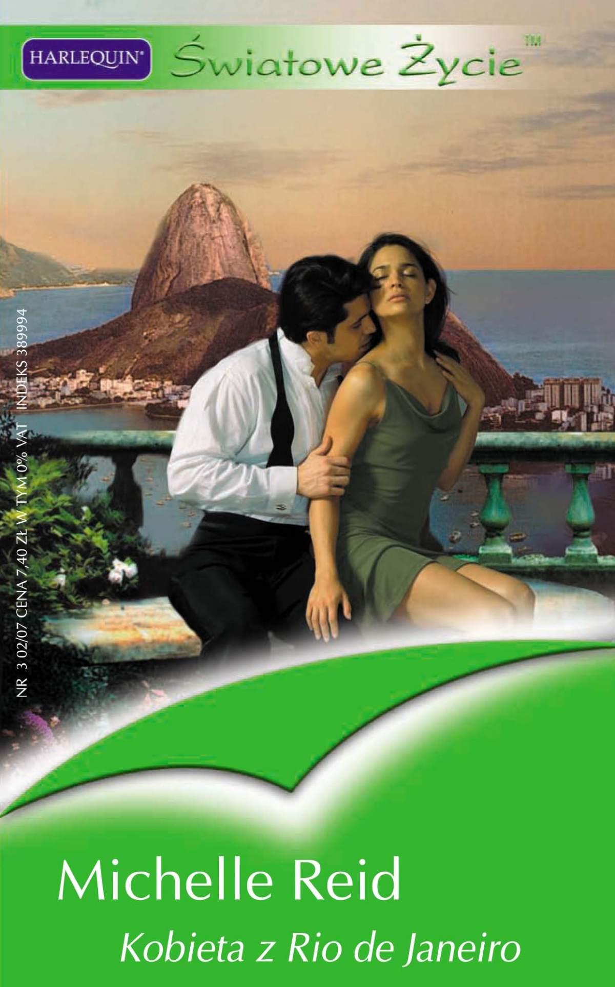Kobieta z Rio de Janeiro - Ebook (Książka PDF) do pobrania w formacie PDF
