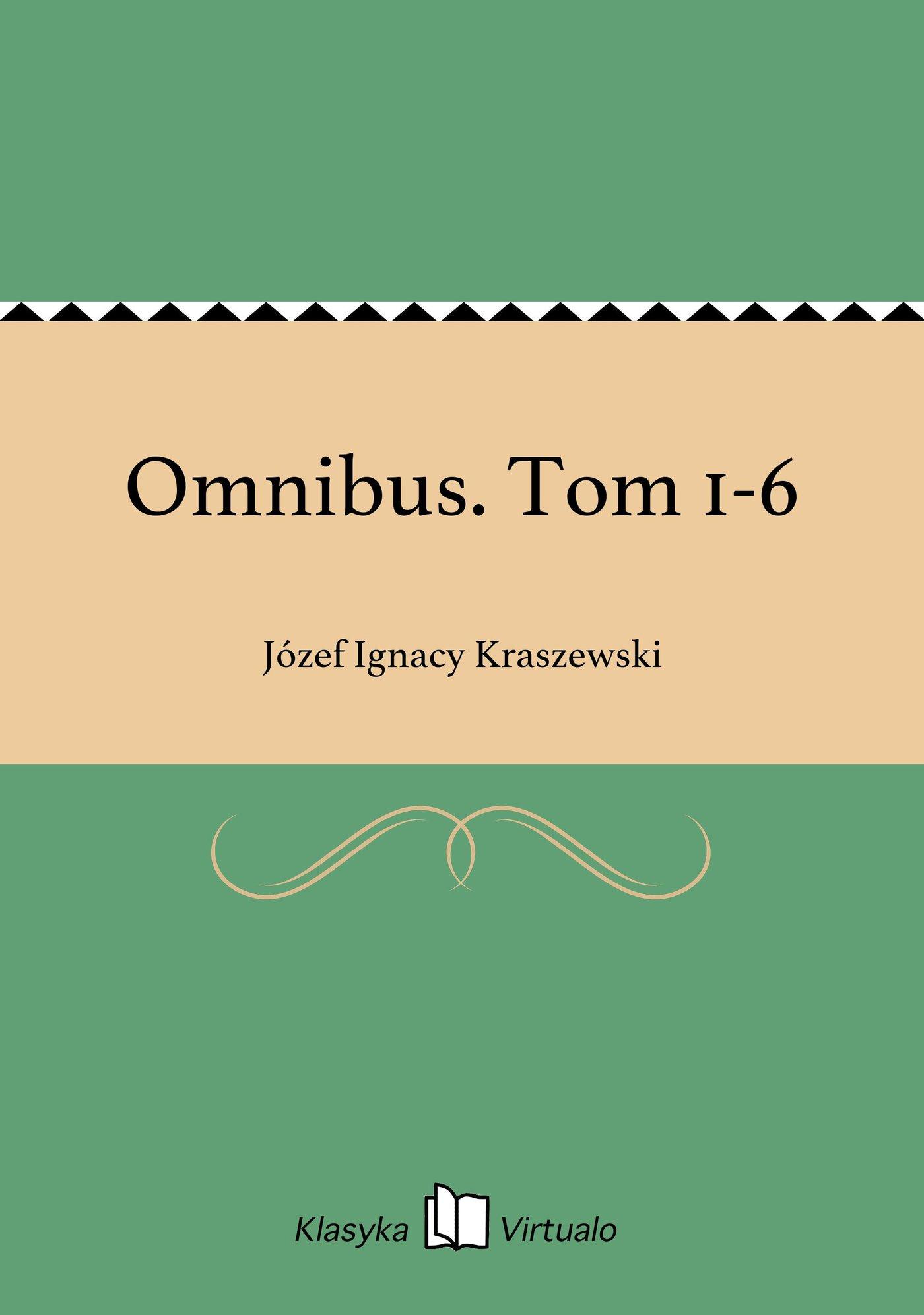 Omnibus. Tom 1-6 - Ebook (Książka EPUB) do pobrania w formacie EPUB