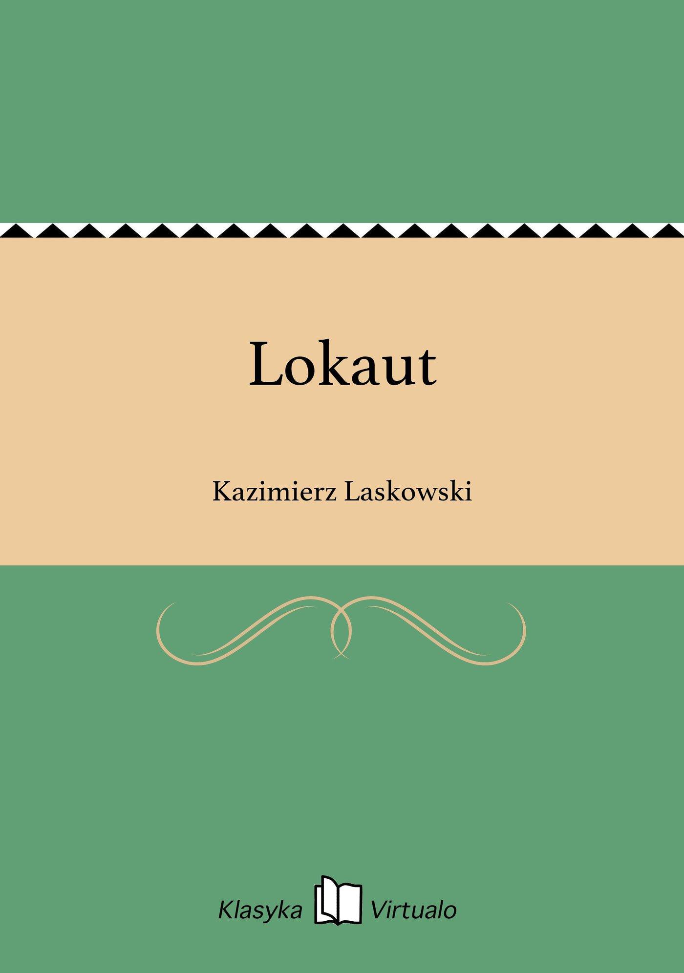 Lokaut - Ebook (Książka EPUB) do pobrania w formacie EPUB