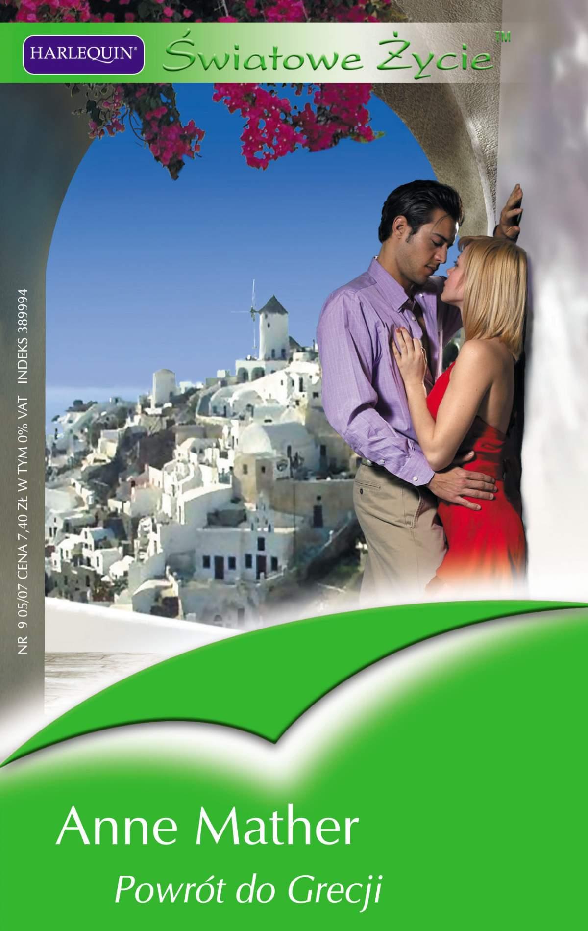 Powrót do Grecji - Ebook (Książka PDF) do pobrania w formacie PDF