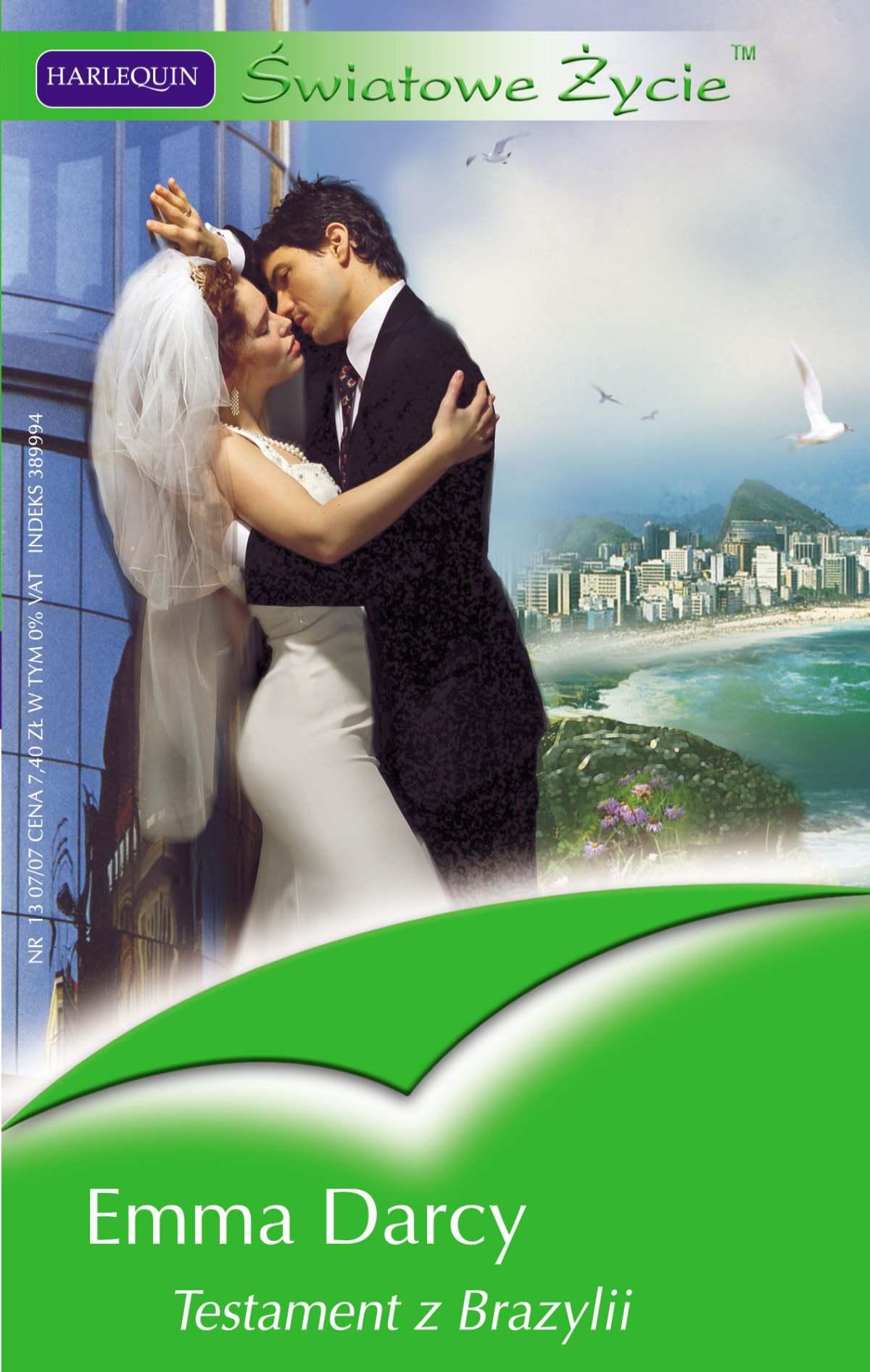 Testament z Brazylii - Ebook (Książka PDF) do pobrania w formacie PDF