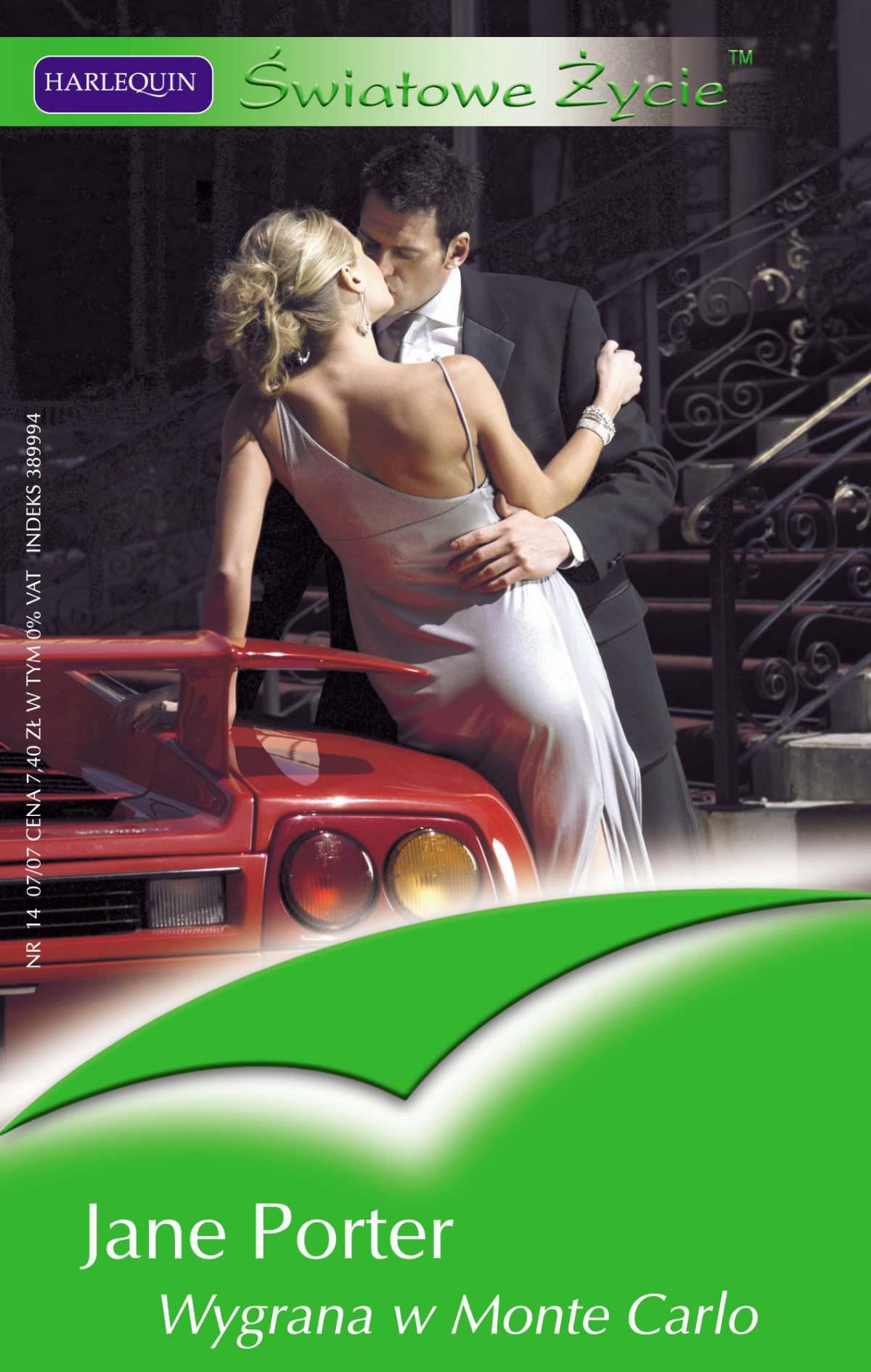 Wygrana w Monte Carlo - Ebook (Książka PDF) do pobrania w formacie PDF