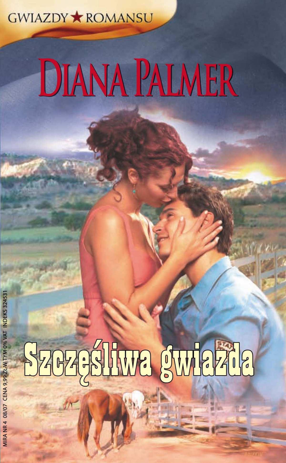 Szczęśliwa gwiazda - Ebook (Książka PDF) do pobrania w formacie PDF