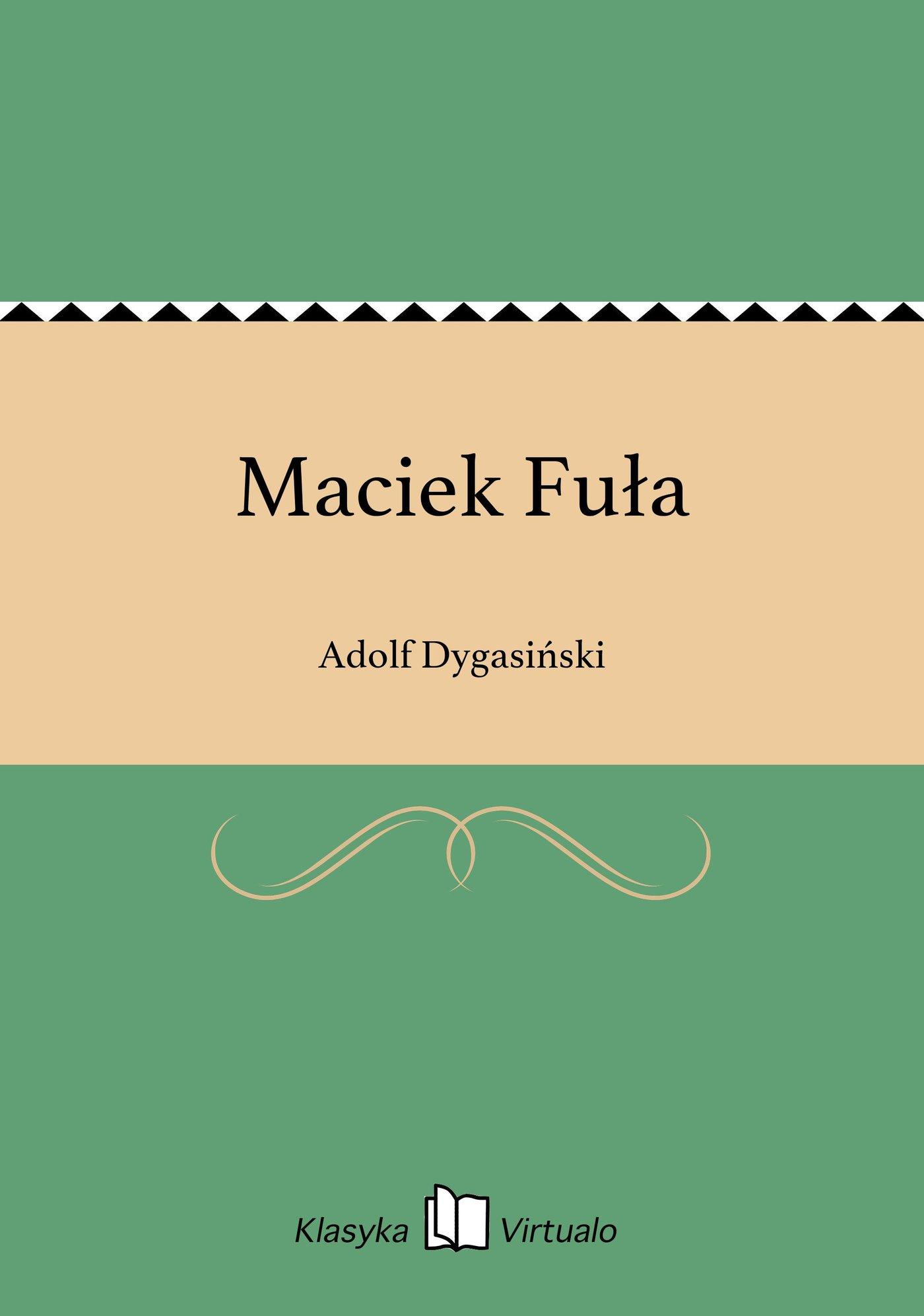 Maciek Fuła - Ebook (Książka EPUB) do pobrania w formacie EPUB