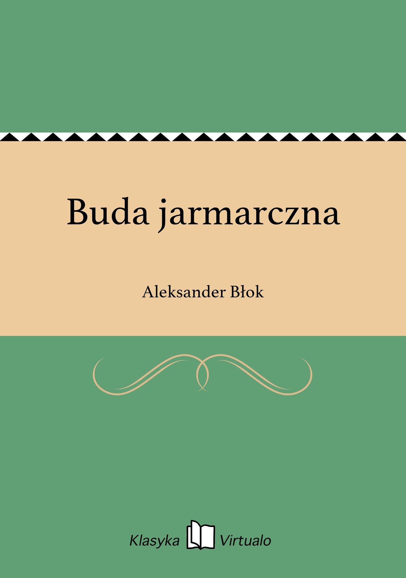 Buda jarmarczna - Ebook (Książka EPUB) do pobrania w formacie EPUB