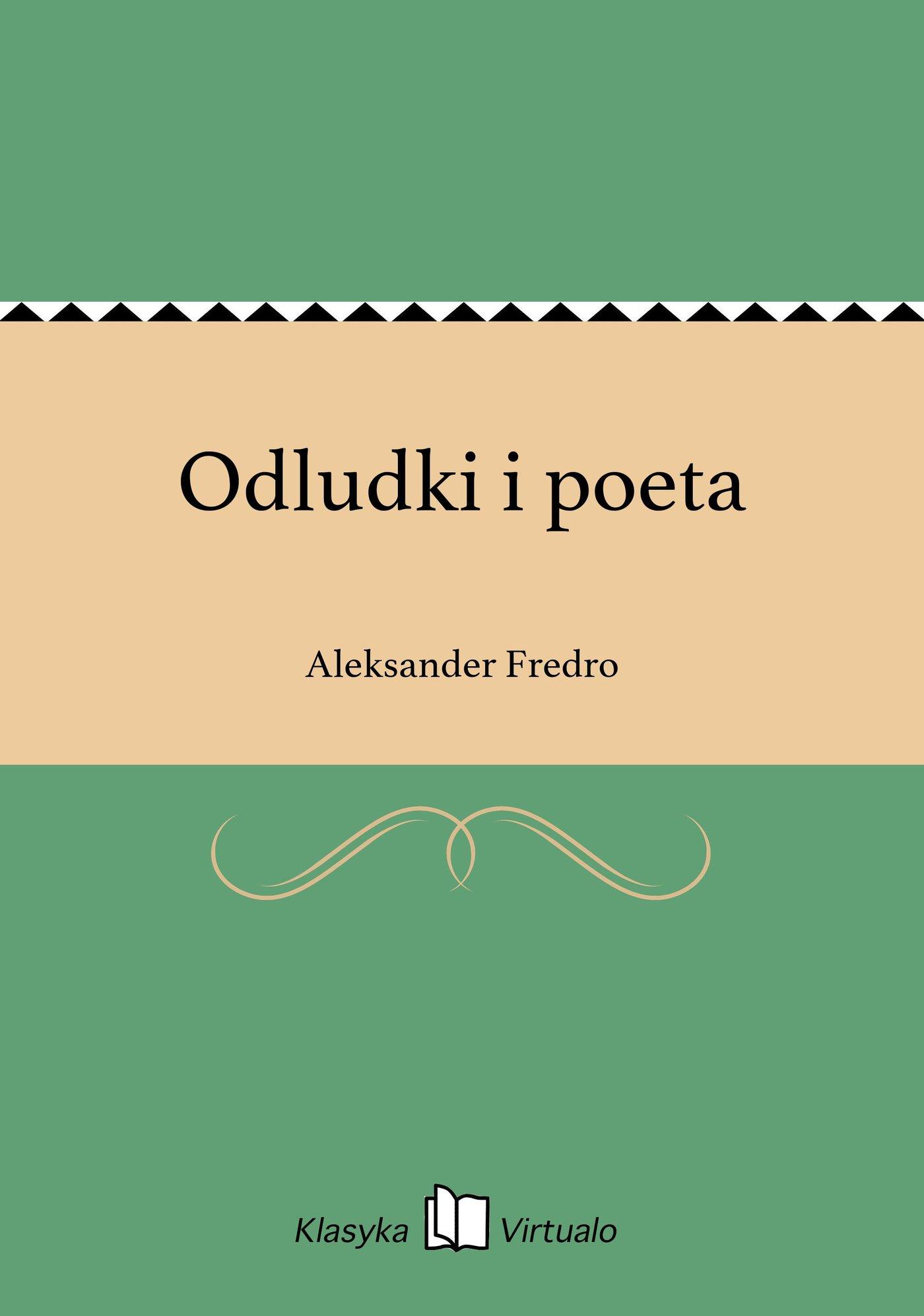 Odludki i poeta - Ebook (Książka EPUB) do pobrania w formacie EPUB