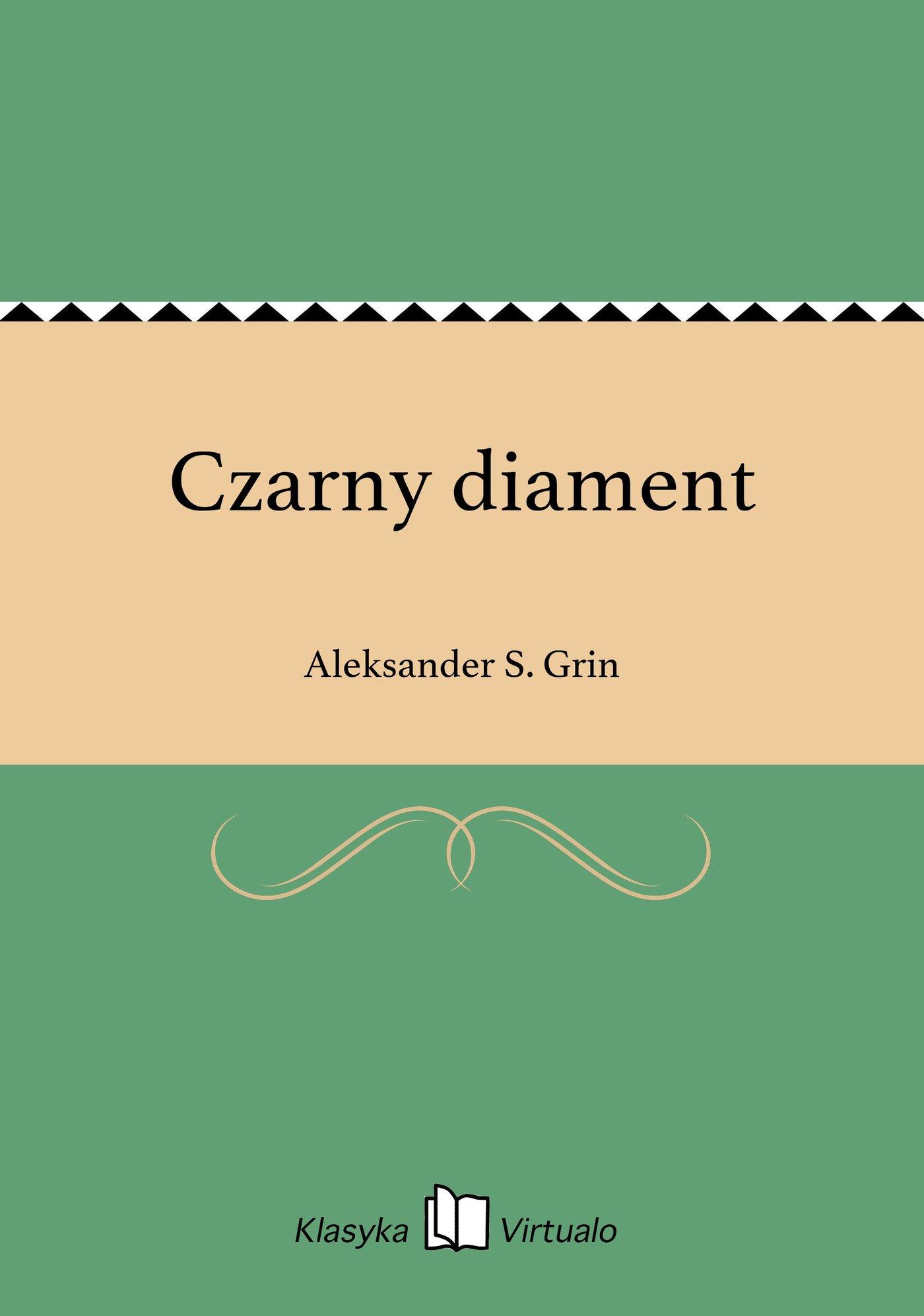 Czarny diament - Ebook (Książka EPUB) do pobrania w formacie EPUB