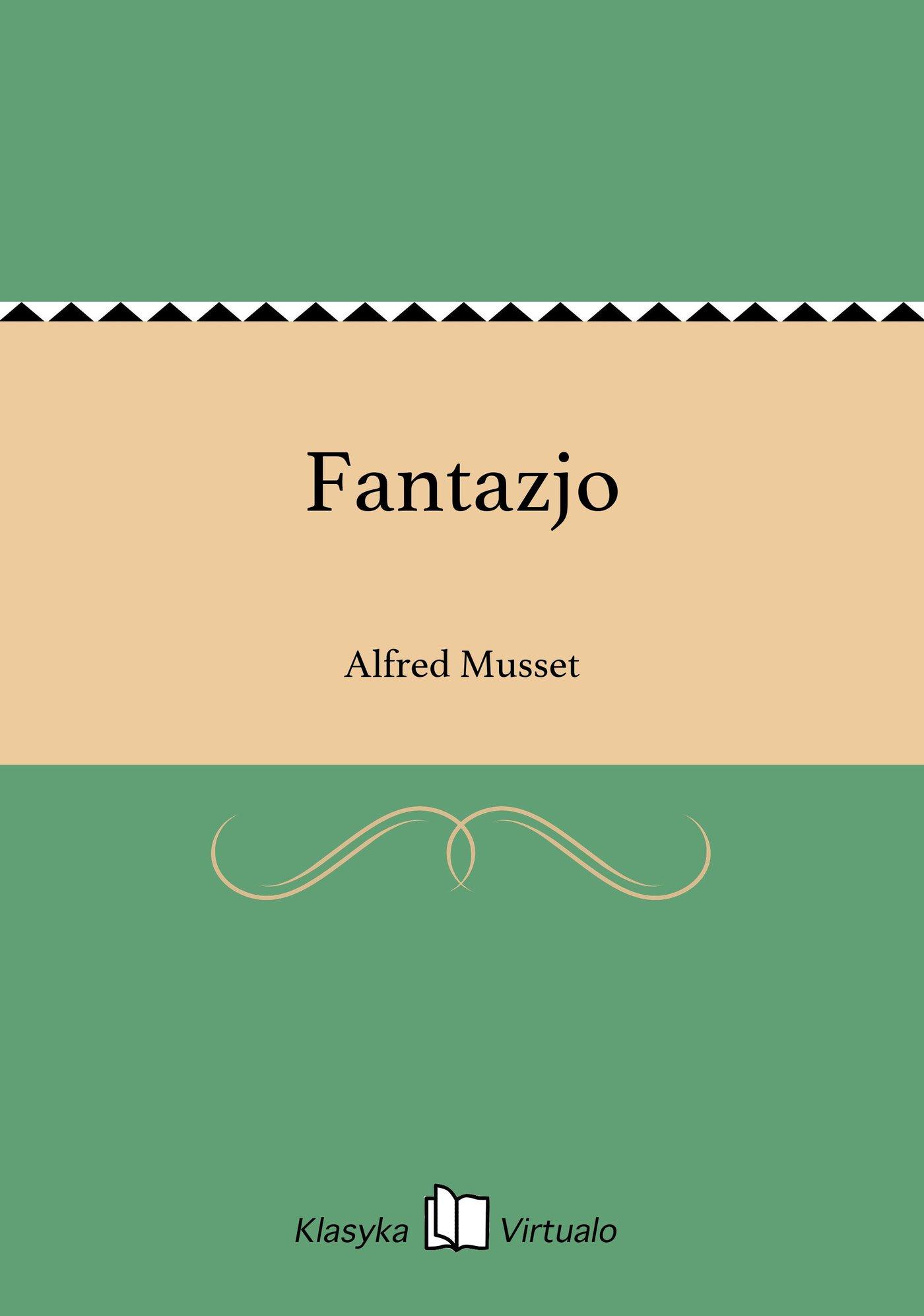 Fantazjo - Ebook (Książka EPUB) do pobrania w formacie EPUB