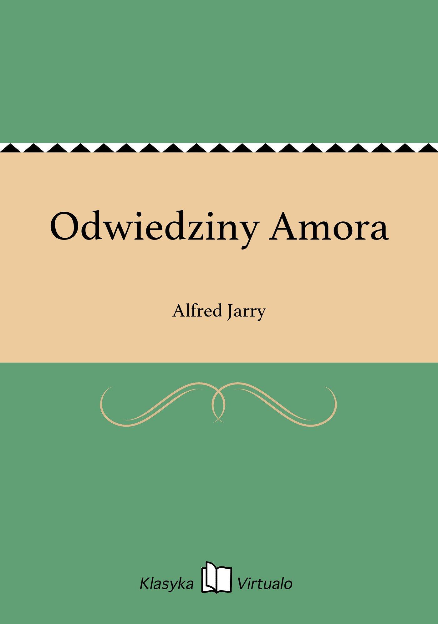 Odwiedziny Amora - Ebook (Książka EPUB) do pobrania w formacie EPUB