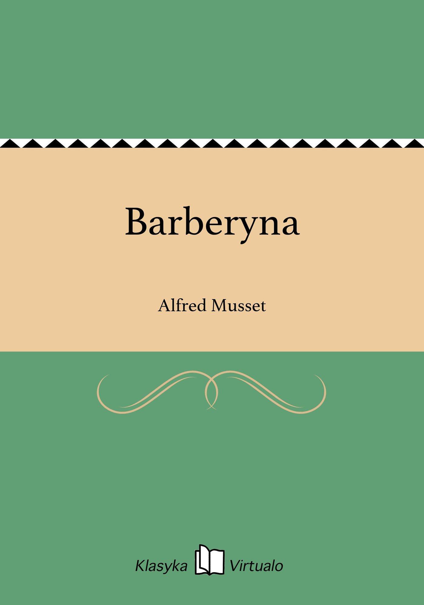 Barberyna - Ebook (Książka EPUB) do pobrania w formacie EPUB
