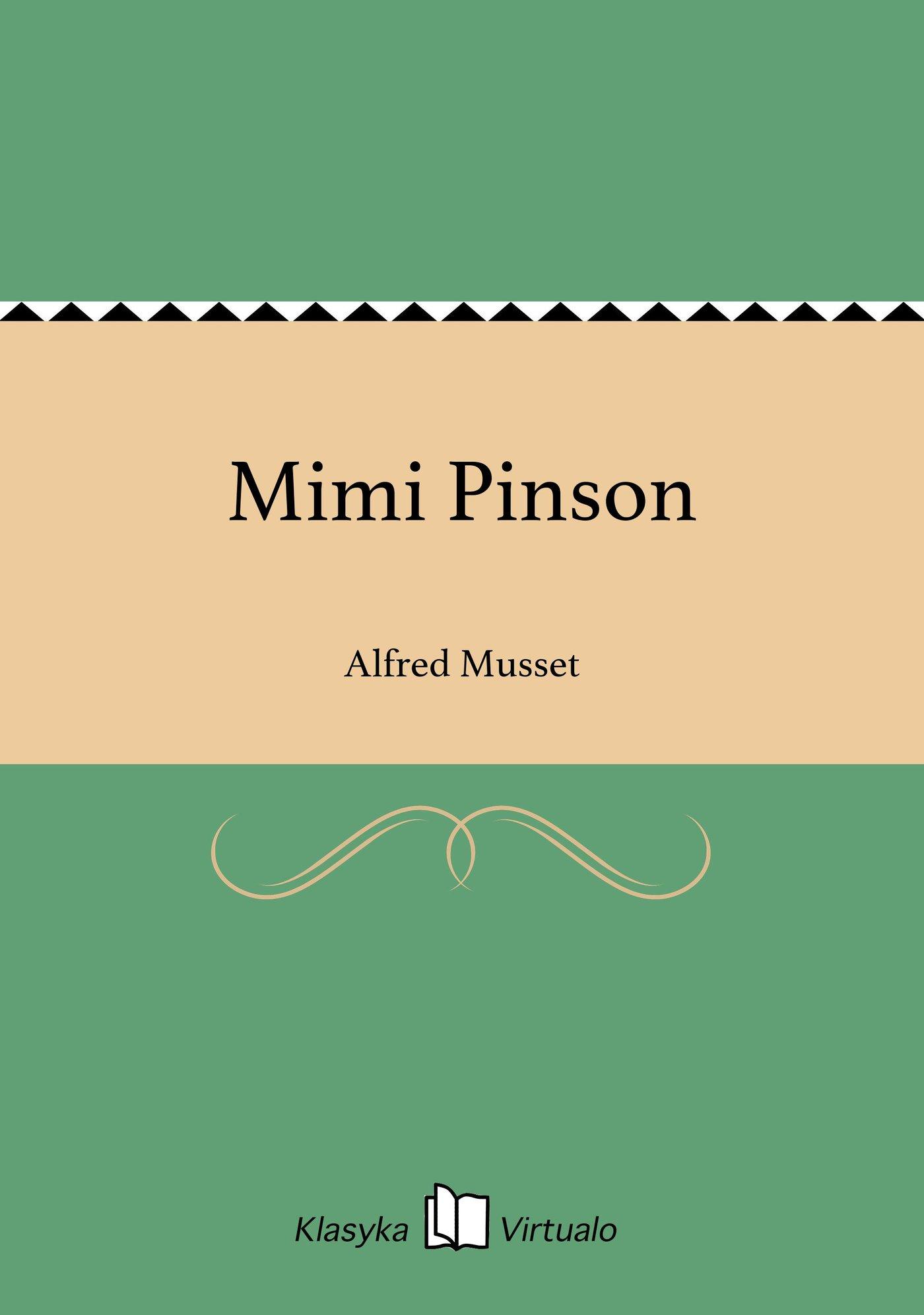 Mimi Pinson - Ebook (Książka EPUB) do pobrania w formacie EPUB