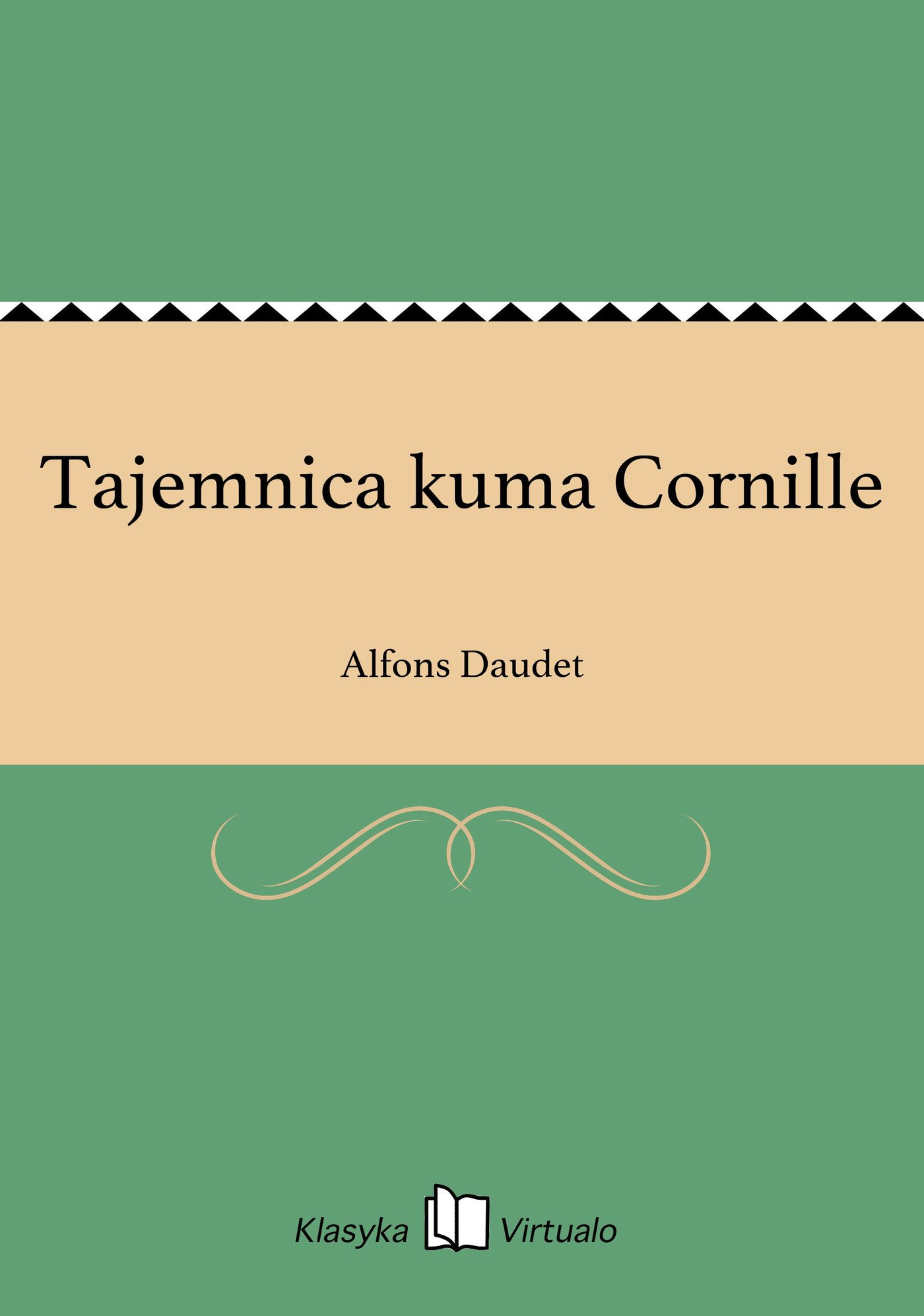 Tajemnica kuma Cornille - Ebook (Książka EPUB) do pobrania w formacie EPUB