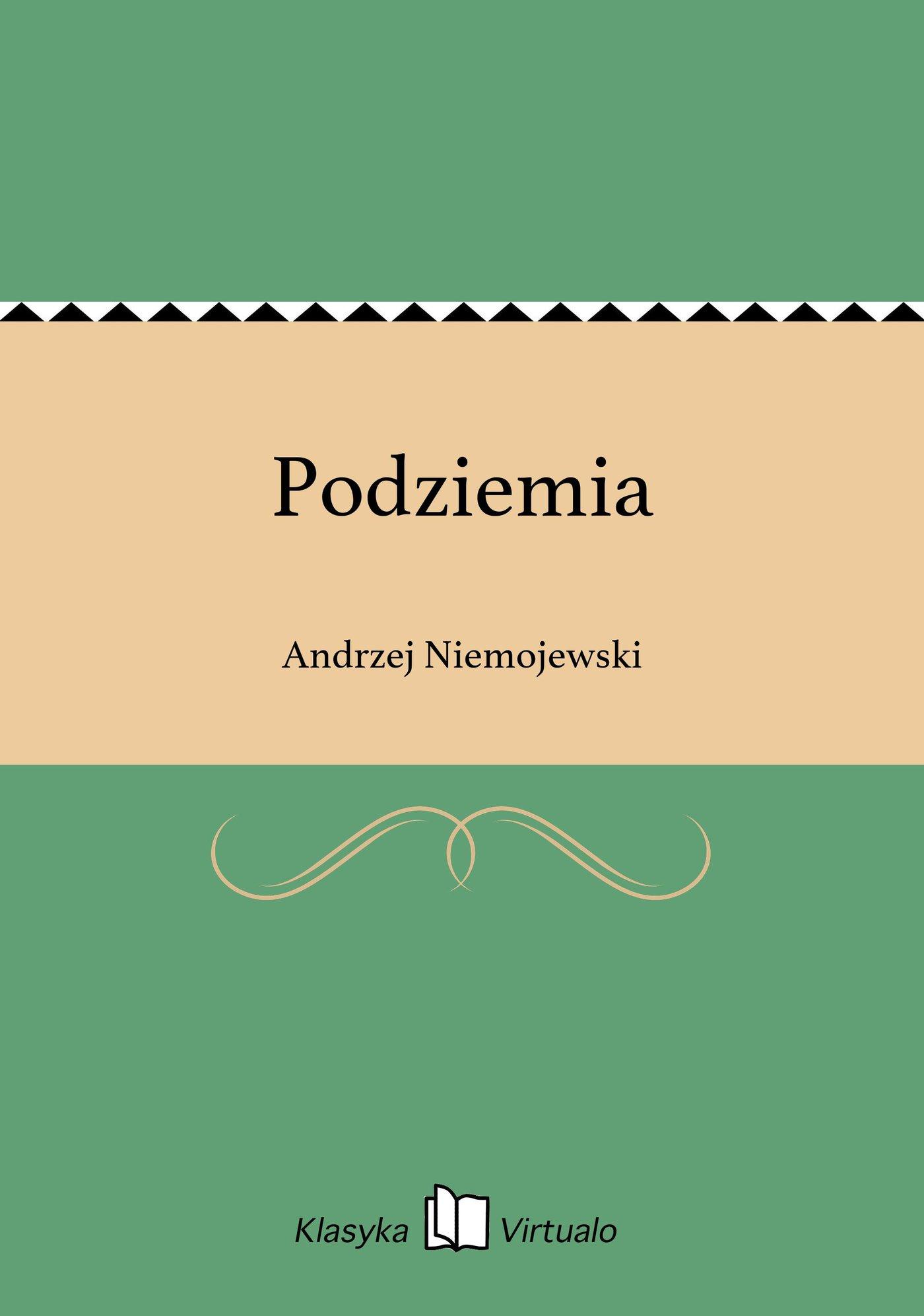 Podziemia - Ebook (Książka EPUB) do pobrania w formacie EPUB